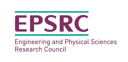 Colour logo of The Engineering and Physical Sciences Research Council