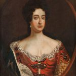 Queen Mary II, by John Scougall (1657-1737), painting, oil on canvas, Hunterian Art Gallery, University of Glasgow