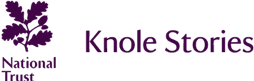 Logo of Knole Stories at The National Trust