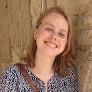 Colour portrait photograph of Tess Visser, researcher and TAHG member