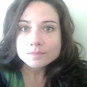 Colour portrait photograph of Valentina Risdonne, researcher and TAHG member